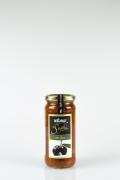 Rajčatová omáčka s olivami De Carlo 220 g title=